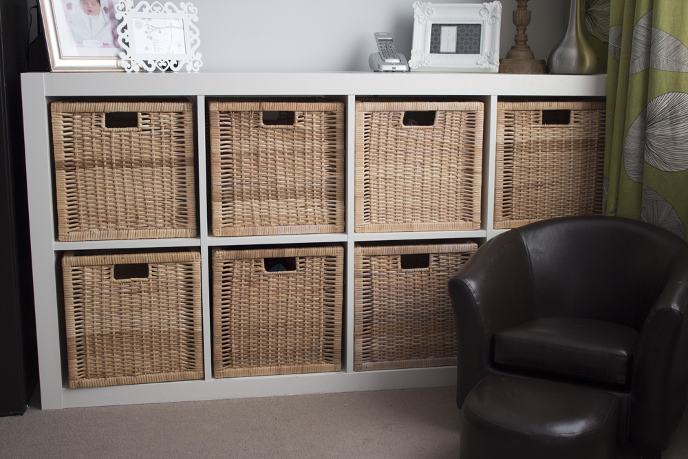 Ikea Storage Baskets For Expedit