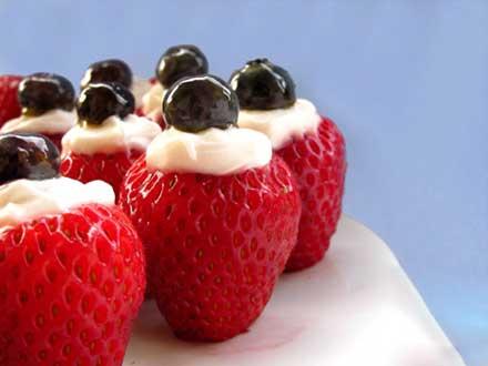 как украсить фрукты на новый год