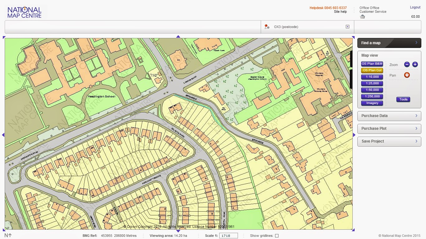 National Map Centre FIND Maps blog: FIND powers National Map Centre mapping and data