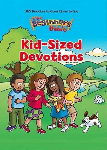 The Beginner's Bible Kid-Sized Devotions from Zonderkidz