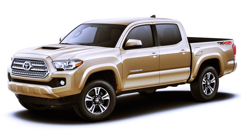 Toyota Tacoma Deal Price Review