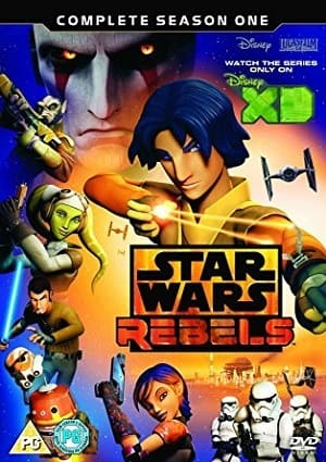 Desenho Star Wars Rebels - 1ª Temporada 2014 Torrent