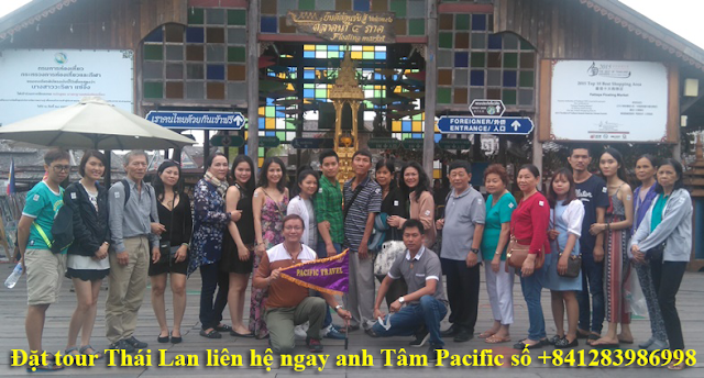 Bảng báo giá Lịch Khởi Hành Tour Thái Lan hàng ngày update liên tục