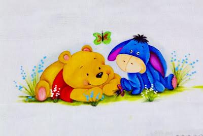 ursinho Pooh e Bisonho