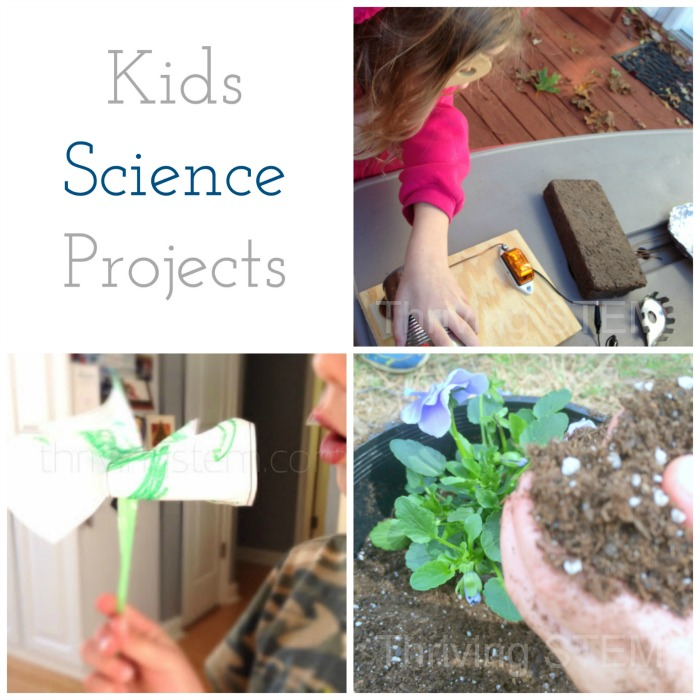 My kids love doing these science activities includes some units and NGSS alignment as well as projects appropriate for home.