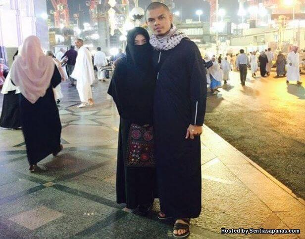 Rafie Ramli dan Felinna Nadea