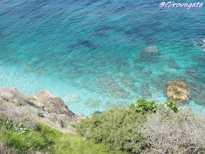 isola elba spiaggia Sansone