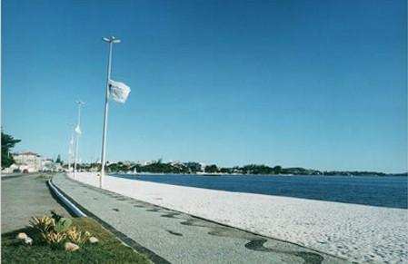 São Pedro da Aldeia terá todas as suas praias próprias para banho neste fim de semana