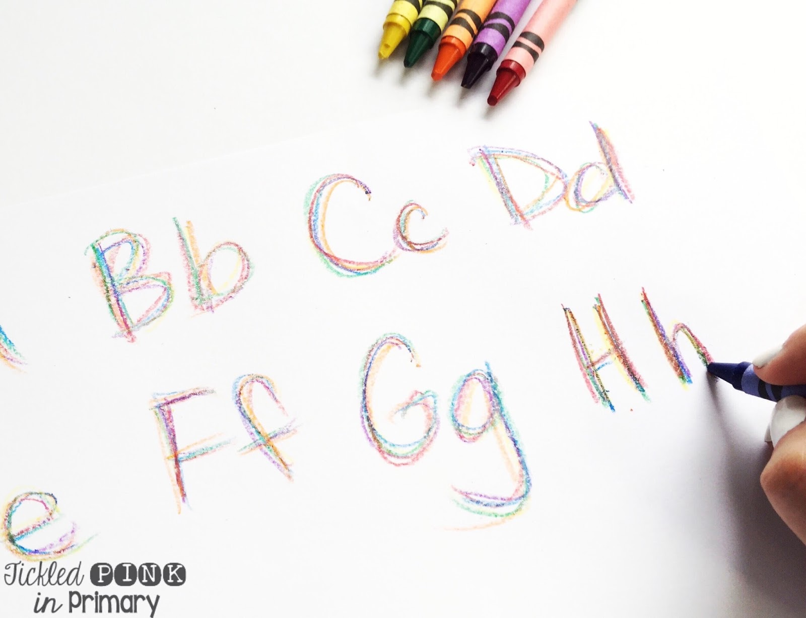 15 Free Letter Activities To Help Students Learn The Alphabet