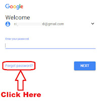 how to recover gmail account password without phone number and email