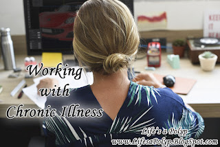 working with chronic illness life's a polyp