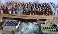13 करोड़ 47 लाख से अधिक कीमत की शराब और मादक पदार्थ जब्त