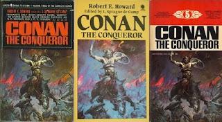 Conan, a boszúálló könyv
