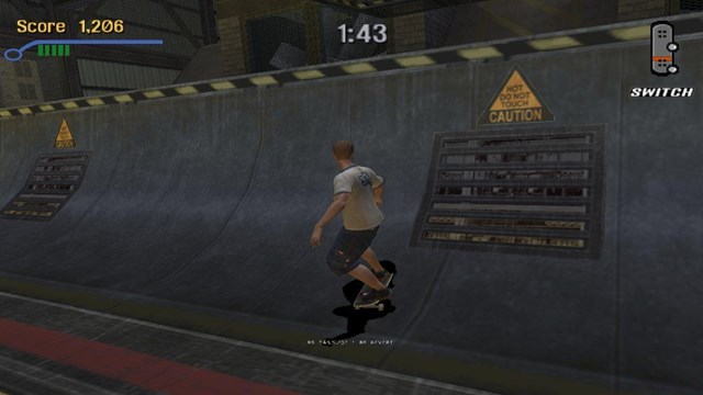Download Tony Hawk's Pro Skater 3 PC Games Gameplay