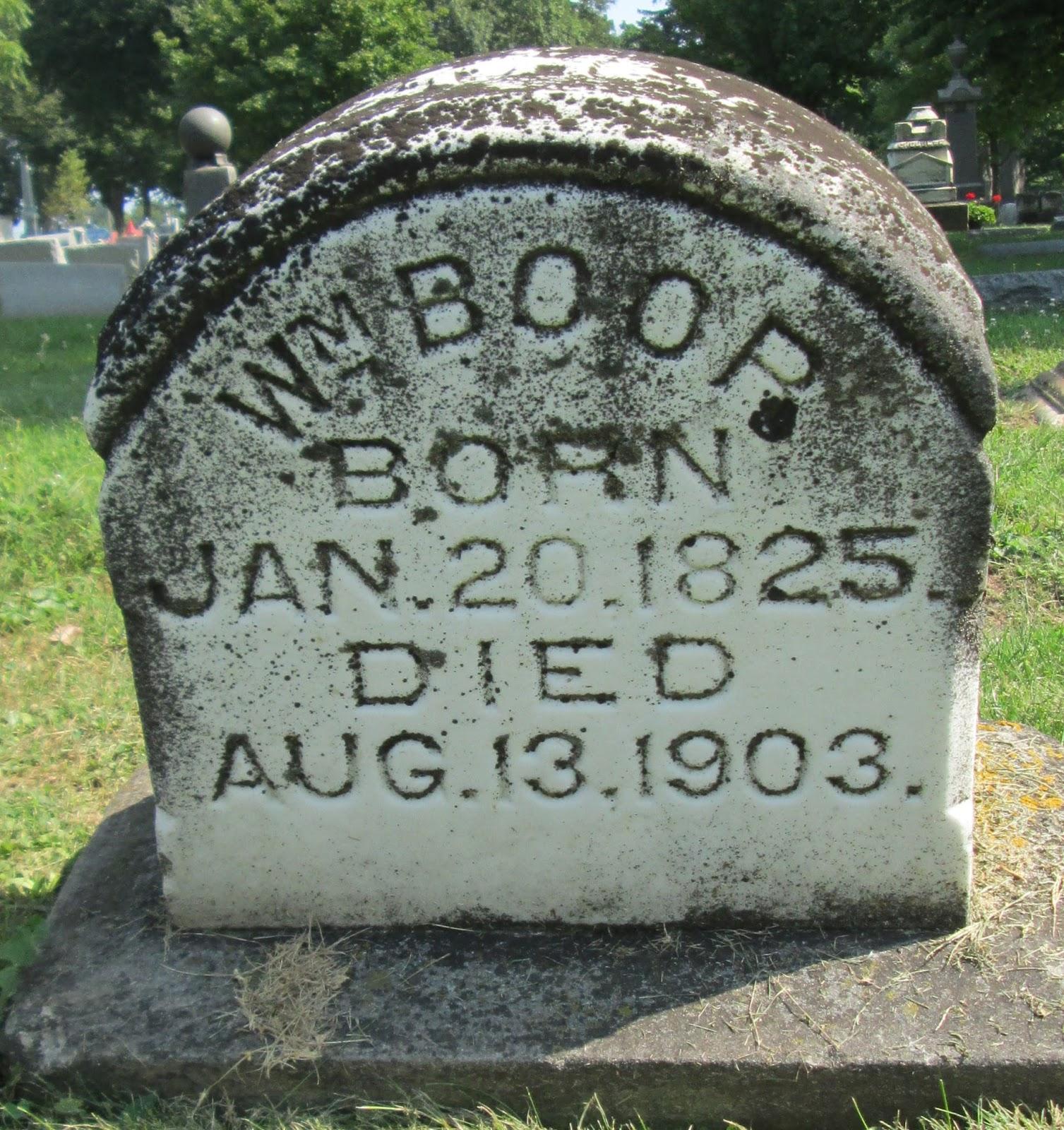 Graveyard Rabbit of Sandusky Bay: William Boor, Survivor of