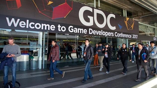 Game Developers Conference luôn thu hút sự quan tâm của giới game thủ