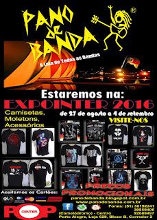 Pano de Banda na Expointer 2016