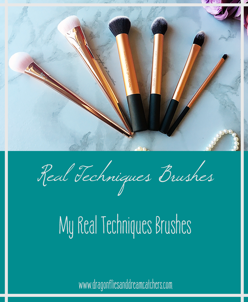 Real, Techniques, brushes