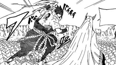 Naruto Manga 687