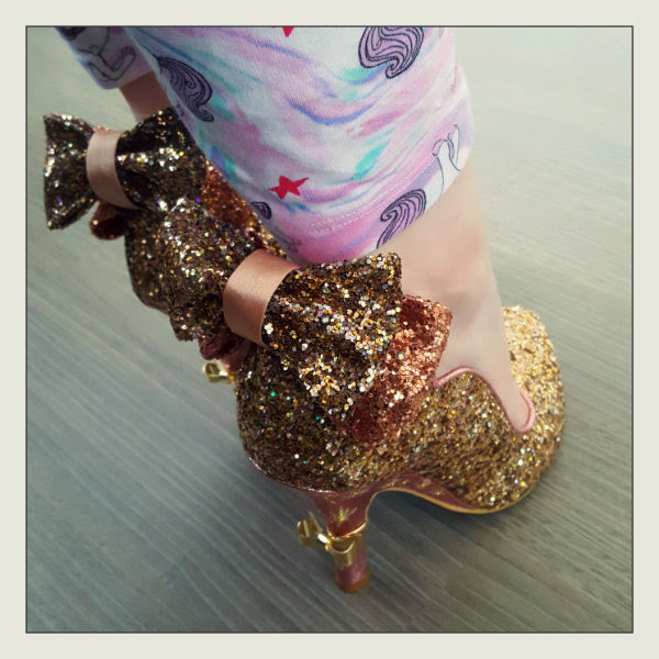 wearing gracious dreamer irregular choice