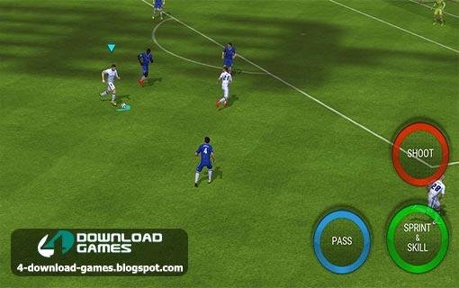 لعبة فيفا موبايل FIFA Mobile