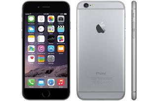 Мобильный телефон Apple iPhone 6 16 Гб Space Grey
