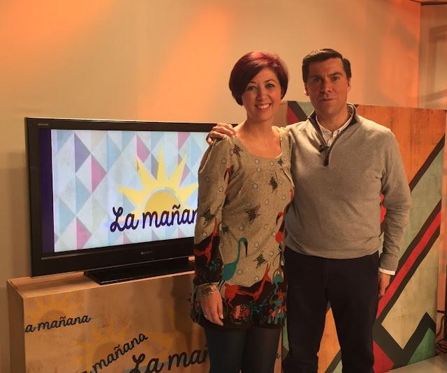 Spiral Personal. Gabinete Social & Coach en Onda Jerez TV. ¿ Estás Motivado/a?