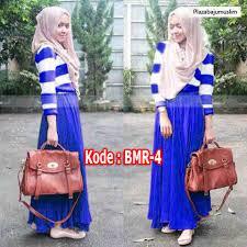 Model Baju Kaos Muslim Terbaru