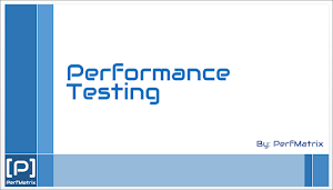 Performance Testing Video Tutorial