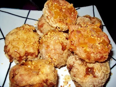 Squash Meatballs with Honey Garlic Sauce Budget Recipe