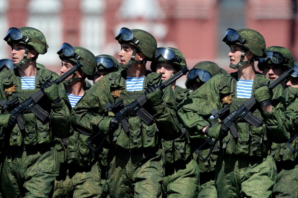 военная форма российской армии дворце