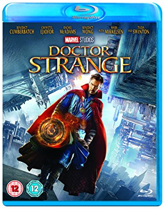 Doctor Strange 2016 Dual Audio ORG DD 5.1ch 720p BRRip 1.3GB
