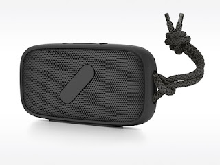 Bluetooth Speaker Pocket-Size & Weather-Proof with 360-Degree, Larger Than Life Sound