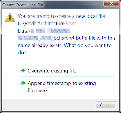 Can't Create Local File