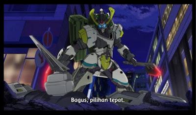 Active Raid Season 2 Episode 9 Subtitle Indonesia