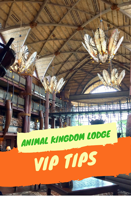Animal Kingdom Lodge VIP Tips and Secrets