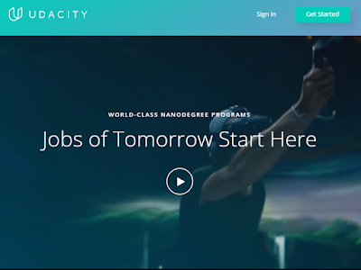 Join Udacity and learn to code from the best online free courses and Nanodegree programs