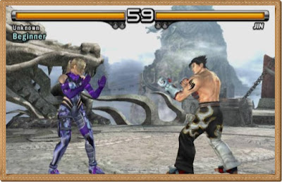 Tekken 5 PC Games Gameplay