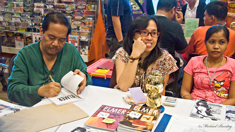 Gerry Alanguilan, Komikon 2011