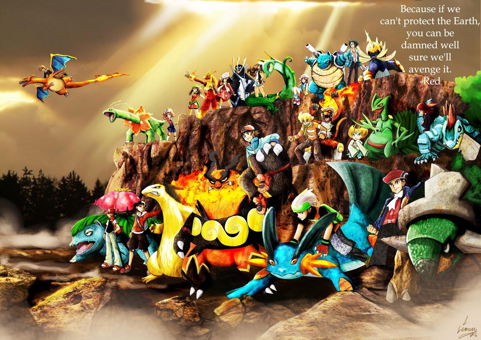 Hình nền Pokemon HD đẹp nhất