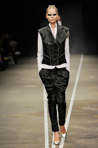 David Andersen Spring/Summer 2013 [Women's Collection]