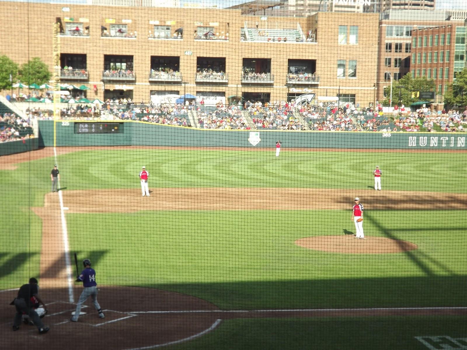 Rounding The Bases September 2013