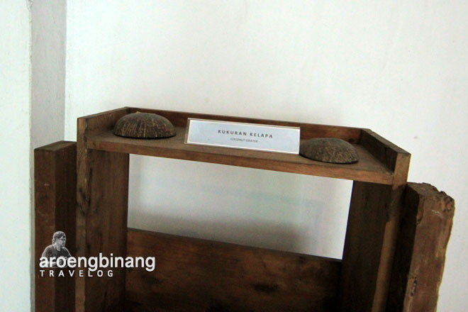 kukuran kelapa museum negeri provinsi sulawesi utara manado