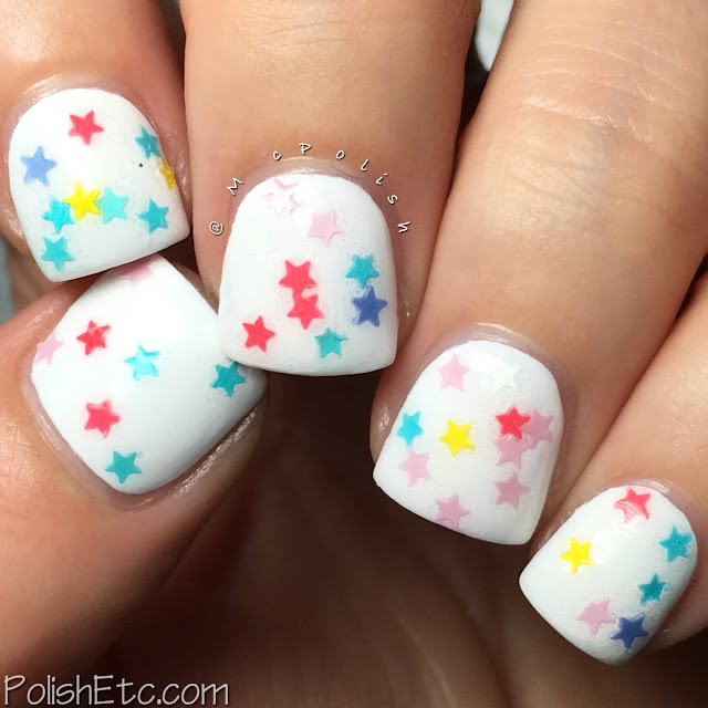 Whimsical Ideas by Pam - Summer 2016 Collection - McPolish - Oh My Stars!