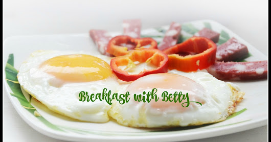 Care Partner Wednesday--Breakfast With Betty