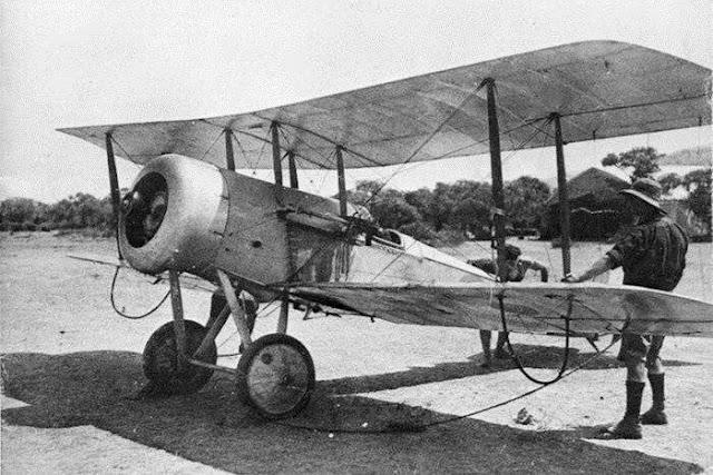 Το άγνωστο αεροδρόμιο της Θάσου ζωντανεύει 100 χρόνια μετά