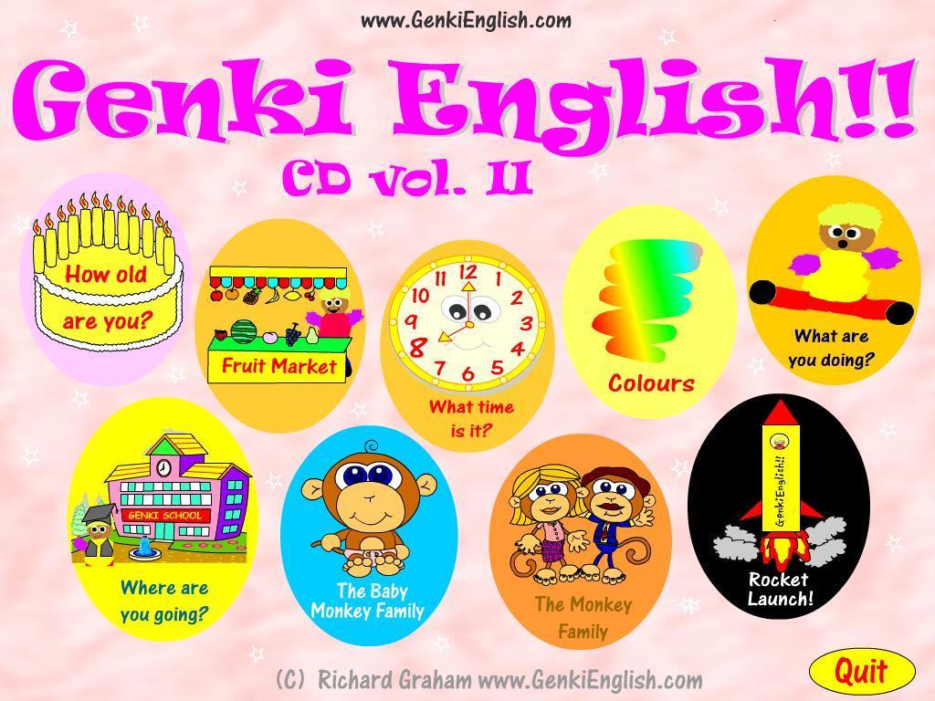 Genki English Learn Japanese | learn japanese anime