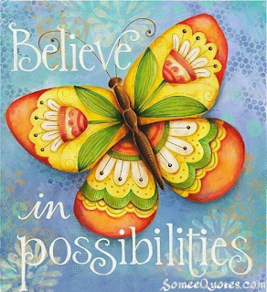 beliave in possibilities - #positive #quotes