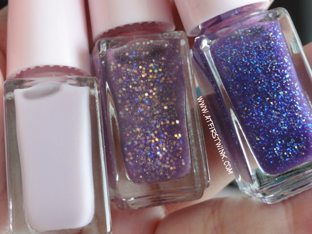 Etude House Juicy cocktail gradation nails set no. 3