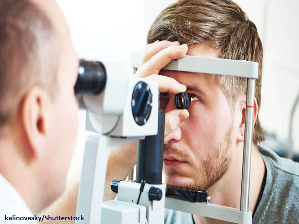 قريباً العلماء يشخصون مرض باركنسون عن طريق فحص العين فقط !